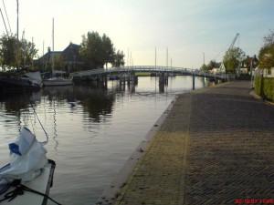 Brücke in Gaastmeer