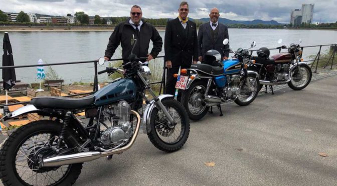 Distinguished Gentleman's Ride 2020